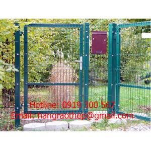 Hàng rào mạ kẽm TT ARC