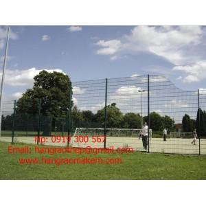 Hàng rào lưới thép đôi