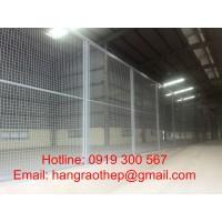 Hàng rào lưới thép đơn